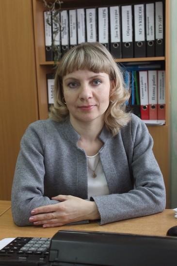Семенова Марина Александровна - начальник отдела льгот, социальных гарантий и реабилитации инвалидов