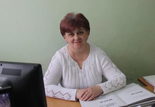 Федусь Галина Станиславовна - начальник отдела субсидий