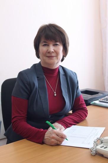 Упакова Венера Ильсуровна - начальник отдела бухгалтерского учета и контроля