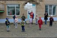 Акцию «Свеча памяти» провели «серебряные» волонтеры Уйского муниципального района.