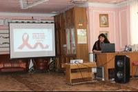 Сотрудники Комплексного центра прослушали лекцию о профилактике онкологических заболеваний