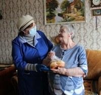 Уйский комплексный центр социального обслуживания населения запустила акцию «Наше малое доброе дело».