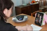 В Уйском комплексном центре социального обслуживания населения в период коронавирусной инфекции проводятся онлайн – занятия с пожилыми людьми.