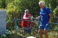 Волонтеры Уйского Муниципального района запустили акцию «Память не стереть с годами»
