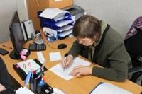 В Уйском комплексном центре социального обслуживания населения прошёл чемпионат по компьютерному многоборью среди граждан пожилого возраста Челябинской области.